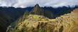 Machu Picchu, Peru, UNESCO World Heritage Site. One of the New S - 72800586