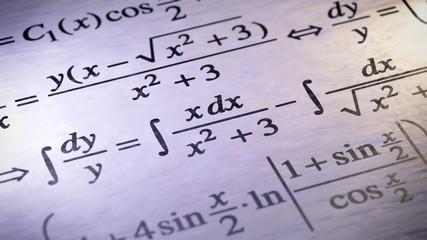 Mathematics. Looping.