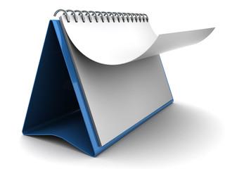 folding calendar