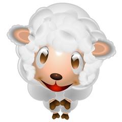 羊 未年 お辞儀 挨拶 イラスト