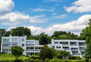 Terrassen-Häuser in Berlin am See