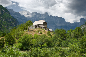 House On The Hill, Albania