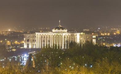 Düşenbe Sarayı
