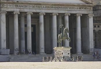 San Francesco di Paola church, Naples