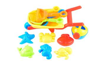 Baby beach sand toys
