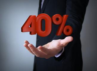 discount concept 40