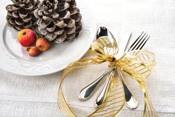 aria di Natale a tavola