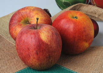 Pommes pour Noel