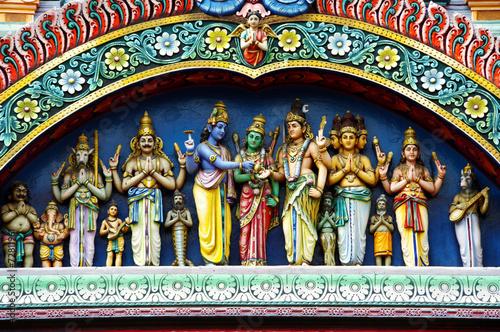 hindu temple details - 72811961