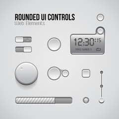 Web UI Controls Design Elements: Buttons