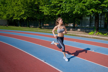 Ragazza atletica 2