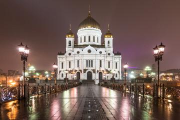 Москва. Храм Христа Спасителя. Патр