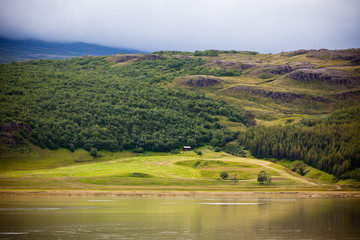Icelandic Nature Landscape