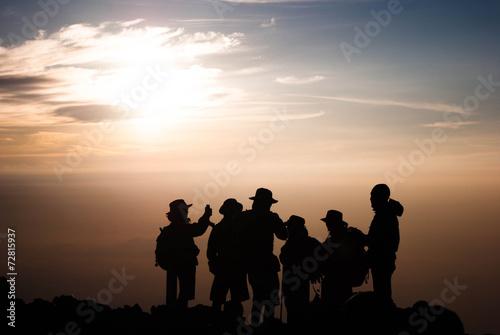 登山する喜び © Photo Mountain