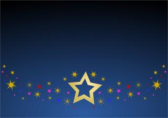 Twinkeling star