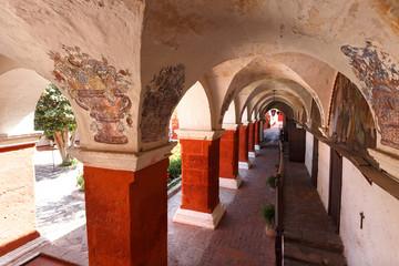The Monastery of Saint Catherine (Santa Catalina), Arequipa, Per