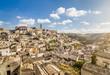 Ancient town of Matera, Basilicata, Italy