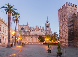 Seville - Cathedral de Santa Maria de la Sede