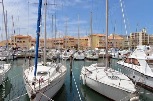 Sporthafen in Port Leucate - 72823337