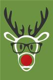 Reno Santa Claus Hipster