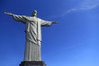 Christ the Redeemer on top of Corcovado, Brazil