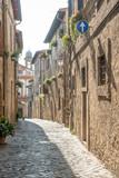 Fototapety Vicolo romantico italiano