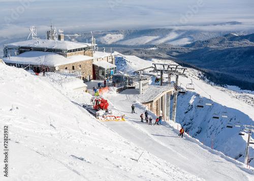 Kasprowy Wierch mountain