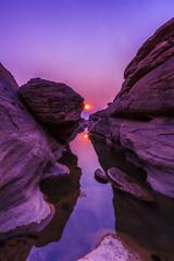 Grand Canyon in Thailand called Sam-Pan-Bok