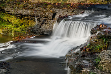 Indiana's Clinton Falls