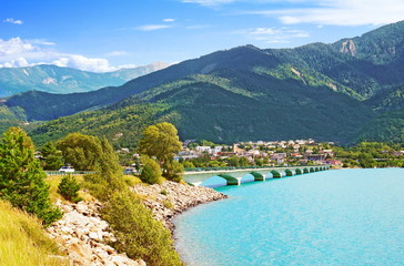 Pont de Savines-le-Lac