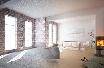 Vorstellung Raum renovieren