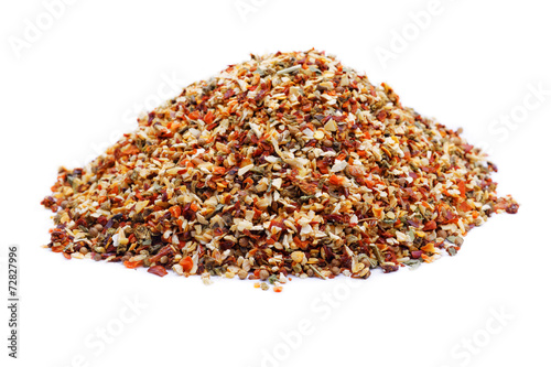 Fotobehang Kruiderij Dried spice mix