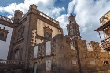 Cathedral of Santa Ana, Las Palmas de Gran Canaria.
