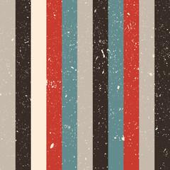 A vertically striped vector grunge pattern background