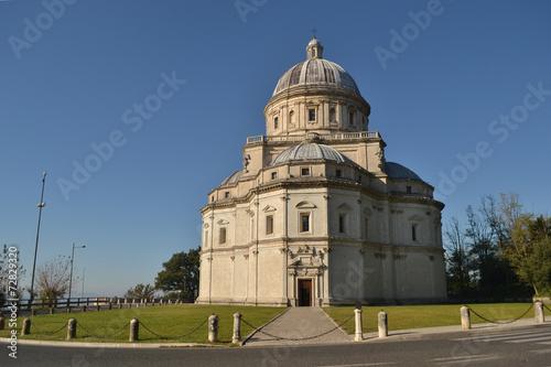 canvas print picture Kirche - Santa Maria Della Consolazione