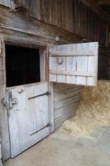 barn door II