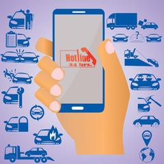 Insurance on mobile