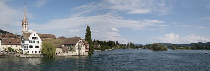 Panorama - Stein am Rhein