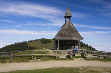 Chiemgau - Wandern und Beten unter der Kampenwand - Steinlingalm