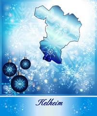 Karte von Kelheim
