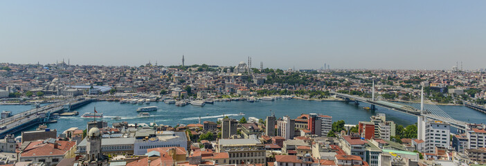 Istanbul Turkey Cityscape