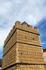 Frankenturm in Trier