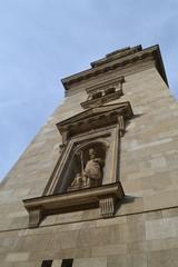 Roman Catholic basilica in Budapest, Hungary