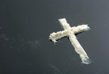 Cocaine cross