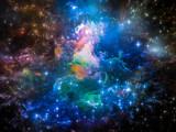 Glow of Universe - 72840368