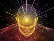 Leinwanddruck Bild - Illusion of Mind