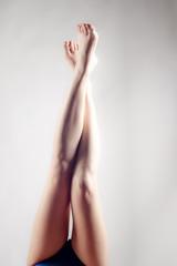 gambe di donna