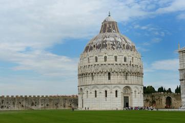 Pisa-Baptistery