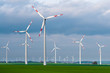 Windkraftanlage, Energiewende, erneuerbare Energien - 72841780