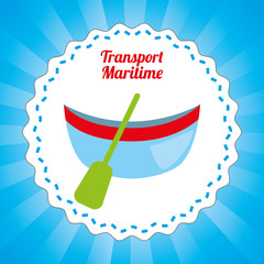 maritime transport design
